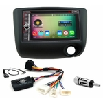 Pack autoradio Android GPS Toyota Yaris de 2003 à 2006 - WIFI Bluetooth écran tactile HD