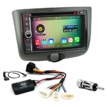 Pack autoradio Android GPS Toyota Yaris de 1999 à 2003 - WIFI Bluetooth écran tactile HD