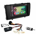 Pack autoradio Android GPS Toyota Avensis depuis 2009 - WIFI Bluetooth écran tactile HD