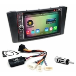 Pack autoradio Android GPS Toyota Avensis de 02/2003 à 2009 - WIFI Bluetooth écran tactile HD