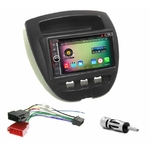 Pack autoradio Android GPS Toyota Aygo, Peugeot 107 et Citroën C1 - WIFI Bluetooth écran tactile HD