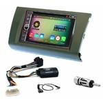 Pack autoradio Android GPS Suzuki Swift de 2005 à 2010 - WIFI Bluetooth écran tactile HD