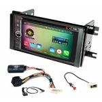 Pack autoradio Android GPS Subaru Impreza et XV de 2012 à 2015 - WIFI Bluetooth écran tactile HD