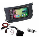 Pack autoradio Android GPS Smart ForTwo depuis 09/2010 - WIFI Bluetooth écran tactile HD