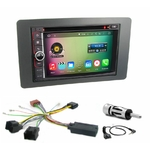 Pack autoradio Android GPS Saab 9.5 depuis 2005 - WIFI Bluetooth écran tactile HD