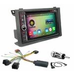 Pack autoradio Android GPS Saab 9.3 depuis 2006 - WIFI Bluetooth écran tactile HD
