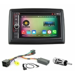 Pack autoradio Android GPS Renault Megane 2 de 2003 à 2009 - WIFI Bluetooth écran tactile HD