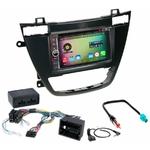 Pack autoradio Android GPS Opel Insignia depuis 11/2008 - WIFI Bluetooth écran tactile HD