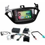 Pack autoradio Android GPS Opel Adam et Corsa depuis 2013 - WIFI Bluetooth écran tactile HD