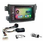 Pack autoradio Android GPS Opel Agila et Suzuki Splash depuis 2008 - WIFI Bluetooth écran tactile HD