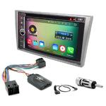 Pack autoradio Android GPS Opel Agila Combo Corsa Meriva Tigra Vectra Vivaro - WIFI Bluetooth écran tactile HD