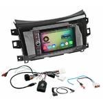 Pack autoradio Android GPS Nissan Navara et NP300 depuis 2015 - WIFI Bluetooth écran tactile HD