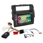 Pack autoradio Android GPS Nissan Primastar, Opel Vivaro & Renault Trafic de 2011 à 2014 avec écran - WIFI Bluetooth écran tactile HD