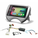 Pack autoradio Android GPS Nissan Micra de 2011 à 2014 - WIFI Bluetooth écran tactile HD