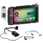 Pack autoradio Android GPS Nissan Qashqai de 02/2007 à 11/2013 - WIFI Bluetooth écran tactile HD