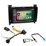 Pack autoradio Android GPS Mercedes Vito depuis 2015 - WIFI Bluetooth écran tactile HD