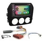 Pack autoradio Android GPS Mazda Miata et MX-5 - WIFI Bluetooth écran tactile HD