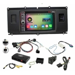 Pack autoradio Android GPS Land Rover Evoque de 2011 à 2015 - WIFI Bluetooth écran tactile HD