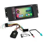 Pack autoradio Android GPS Land Rover Freelander 2006 à 2015 et Range Rover Sport 2005 à 2010 - WIFI Bluetooth écran tactile HD