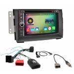 Pack autoradio Android GPS Kia Venga depuis 2010 - WIFI Bluetooth écran tactile HD