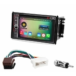 Pack autoradio Android GPS Kia Sorento de 2006 à 2009 - WIFI Bluetooth écran tactile HD