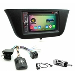 Pack autoradio Android GPS Iveco Daily depuis 2014 - WIFI Bluetooth écran tactile HD