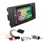 Pack autoradio Android GPS Iveco Daily de 2006 à 2013 - WIFI Bluetooth écran tactile HD