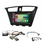 Pack autoradio Android GPS Honda Civic depuis 2012 - WIFI Bluetooth écran tactile HD