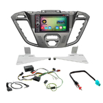 Pack autoradio Android GPS Ford Tourneo Custom & Transit Custom depuis 11/2012 - WIFI Bluetooth écran tactile HD