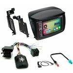 Pack autoradio Android GPS Fiat Doblo de 2010 à 2015 et Opel Combo de 2012 à 2015 - WIFI Bluetooth écran tactile HD