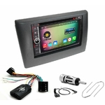 Pack autoradio Android GPS Fiat Stilo de 10/2001 à 05/2008 - WIFI Bluetooth écran tactile HD