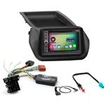 Pack autoradio Android GPS Citroën Nemo, Fiat Fiorino et Qubo, Peugeot Bipper depuis 2008 - WIFI Bluetooth écran tactile HD