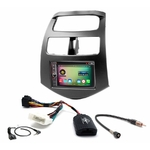 Pack autoradio Android GPS Chevrolet Spark de 2009 à 2015 - WIFI Bluetooth écran tactile HD