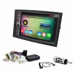 Pack autoradio Android GPS Nissan 350Z de 2006 à 2011 - WIFI Bluetooth écran tactile HD