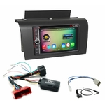 Pack autoradio Android GPS Mazda 3 de 2004 à 2009 - WIFI Bluetooth écran tactile HD