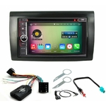Pack autoradio Android GPS Fiat Bravo - WIFI Bluetooth écran tactile HD