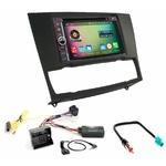 Pack autoradio Android GPS BMW Série 3 de 2005 à 2012 - WIFI Bluetooth écran tactile HD - Climatisation automatique