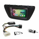 Pack autoradio Android GPS Suzuki SX4 S-Cross depuis 2013 - WIFI Bluetooth écran tactile HD