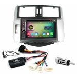 Pack autoradio Android GPS Toyota Land Cruiser 150 depuis 2009 - WIFI Bluetooth écran tactile HD