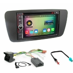 Pack autoradio Android GPS Seat Ibiza depuis 06/2008 - WIFI Bluetooth écran tactile HD