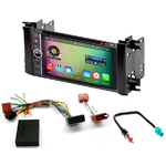 Pack autoradio Android GPS Jeep Commander, Compass, Grand Cherokee, Patriot & Wrangler - WIFI Bluetooth écran tactile HD