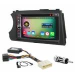 Pack autoradio Android GPS Ssangyong Actyon et Kyron de 2006 à 2010 - WIFI Bluetooth écran tactile HD