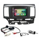 Pack autoradio Android GPS Mitsubishi Lancer de 2007 à 2012 - WIFI Bluetooth écran tactile HD