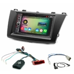 Pack autoradio Android GPS Mazda 3 d 2009 à 10/2013 - WIFI Bluetooth écran tactile HD