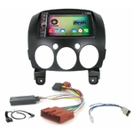 Pack autoradio Android GPS Mazda 2 depuis 2007 - WIFI Bluetooth écran tactile HD