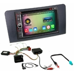 Pack autoradio Android GPS Mercedes Benz ML W164 & GL X164 de 2005 à 2012 - WIFI Bluetooth écran tactile HD