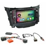 Pack autoradio Android GPS Hyundai i30 depuis 2012 - WIFI Bluetooth écran tactile HD