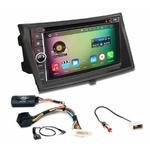 Pack autoradio Android GPS Subaru Legacy et Outback de 2010 à 2013 - WIFI Bluetooth écran tactile HD