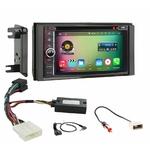 Pack autoradio Android GPS Subaru Impreza et Forester de 2007 à 2011 - WIFI Bluetooth écran tactile HD