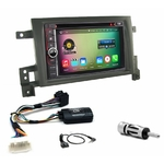 Pack autoradio Android GPS Suzuki Grand Vitara de 2005 à 2012 - WIFI Bluetooth écran tactile HD